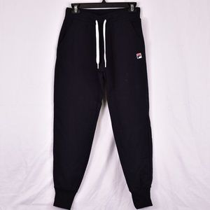 Fila Nora French Terry Jogger Sweatpants, Black